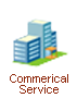 Commercial locksmith services icon