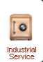 Industrial locksmith services icon