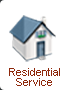 Residential locksmith services icon